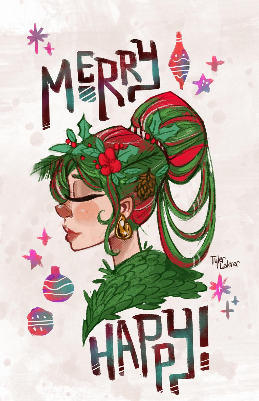 MerryHappy by thailur