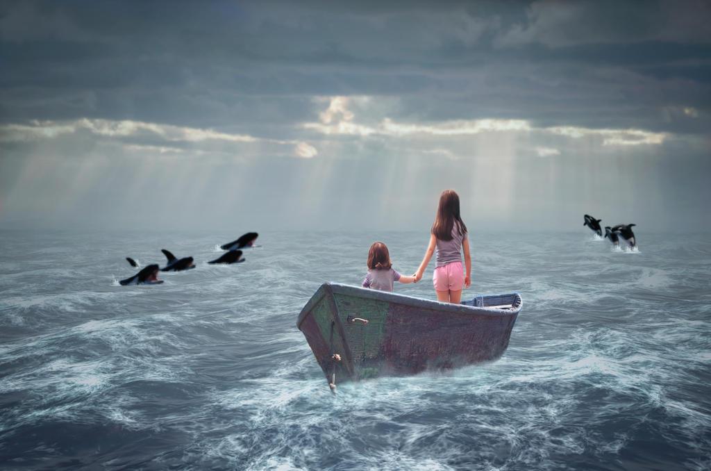 Free Like the Sea-Final by crzykatz