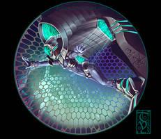 Third Pilot of Orix by kilara