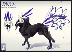 Onyx the ora of Darkness