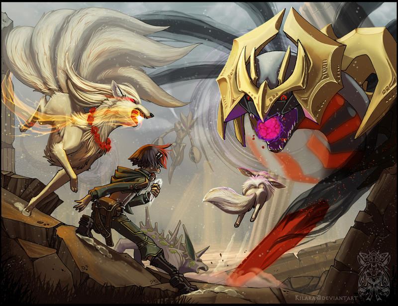 The Battle to get Home by kilara