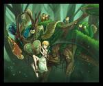 Wayfarer's Entourage