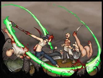 -The dance of Death- by kilara