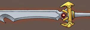 Validimus's sword