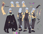 Drej character page