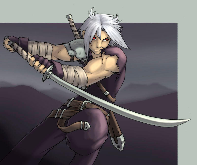 The blade of Sarrus by kilara