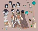 Nayas character page