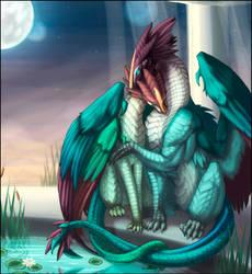 :Lovebirds: by kilara