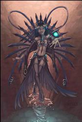 Chantrea's Illusion by kilara