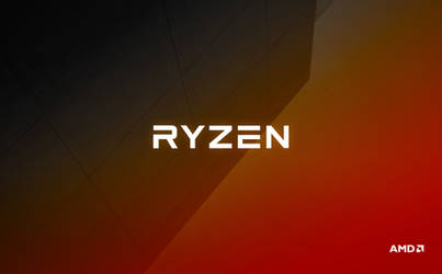 Ryzen Wallpaper by MauroTch
