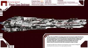 Pincer Class Destroyer