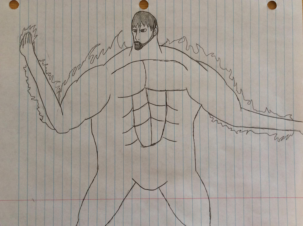 Attack on Titan Fan Character
