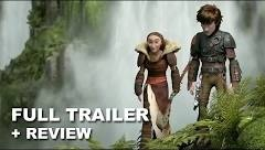 HTTYD 2 New trailerrs here bellow by Lifelantern