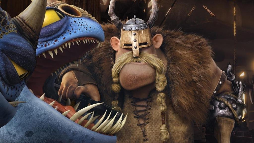 HTTYD 2: Gobber the dentist by Lifelantern