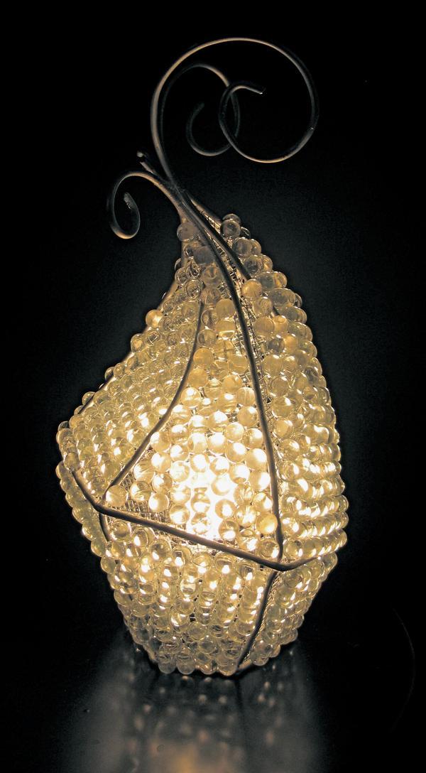 Light Sculpture by cfigue20