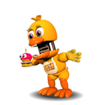 Adventure Un-withered Chica 3