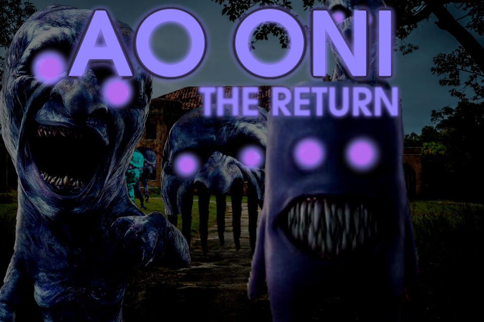 Ao Oni Ao Oni The Return Teaser By Fnafeditstop On Deviantart