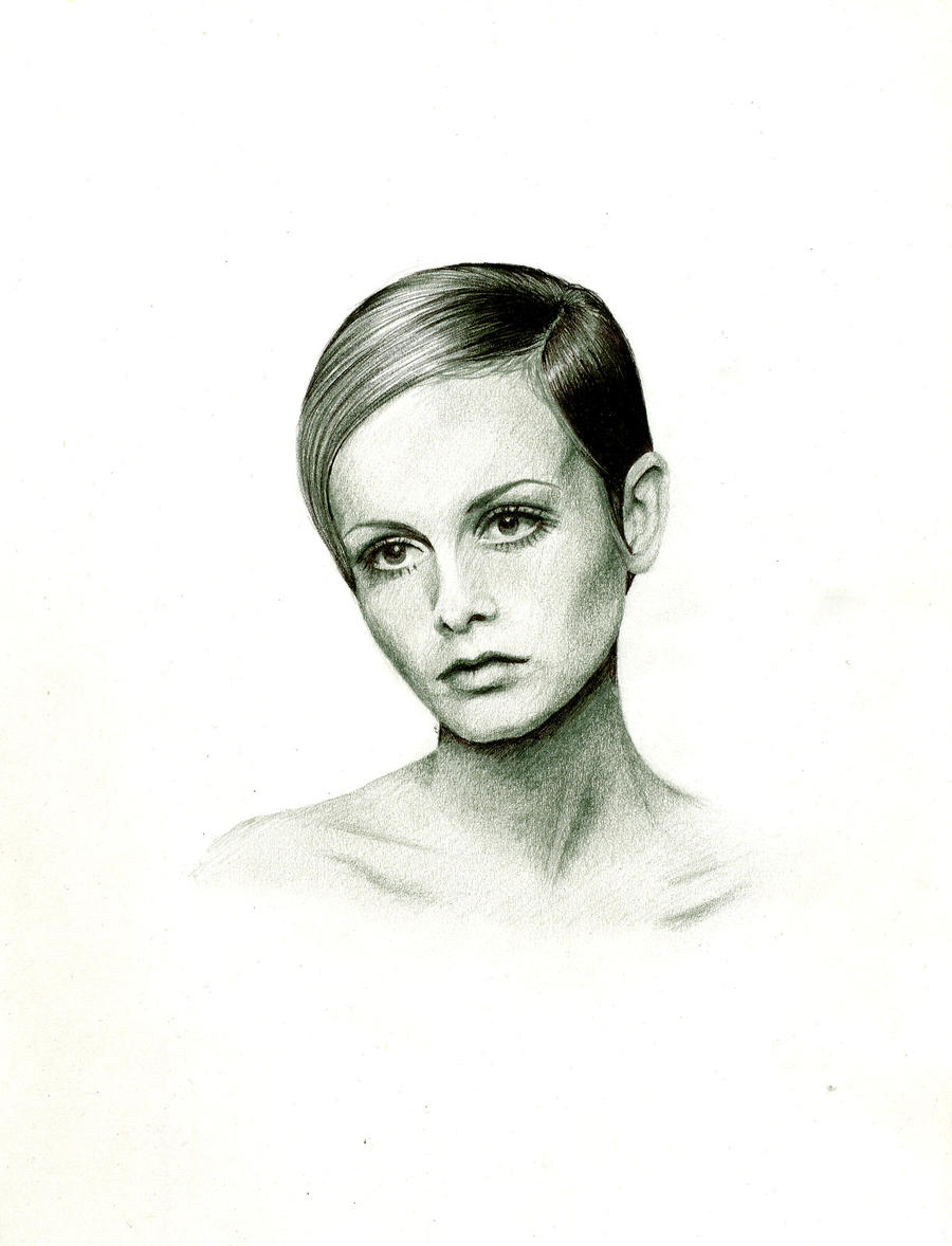 Twiggy by LaChauveSourisDoree