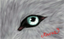 Realistic Eye Of Vix For the LostSoulPackage by GalaxyCrowButt