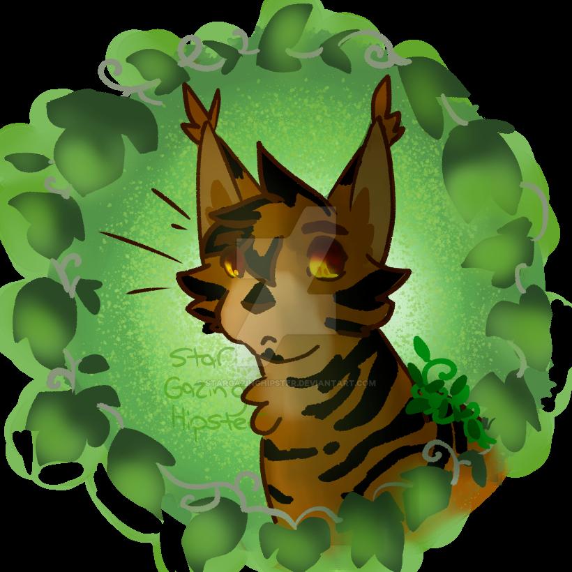 Creepingvine (Art trade) by StarGazingHipster