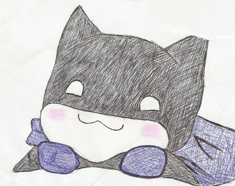 chibi batman by damienreeper on DeviantArt