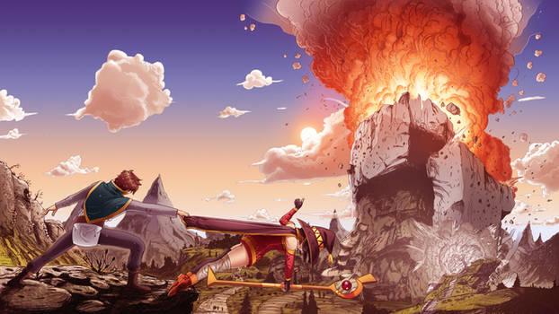 Naisu Explosion Megumin (part 2)