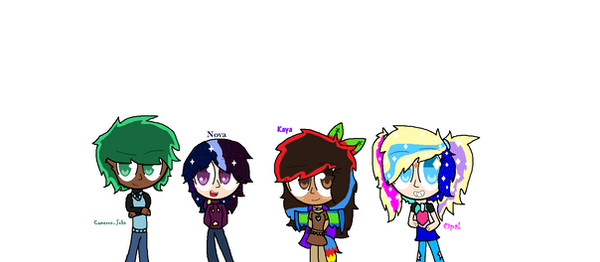 The Peculiar Ones Personas By Alexianimelover101 On Deviantart