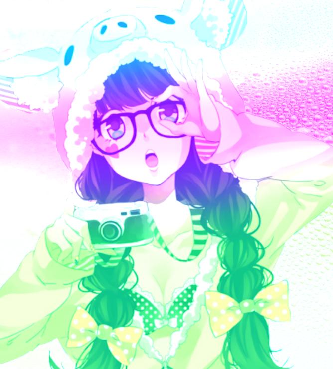 Cute Anime Girl Edit  By Kayxmusic