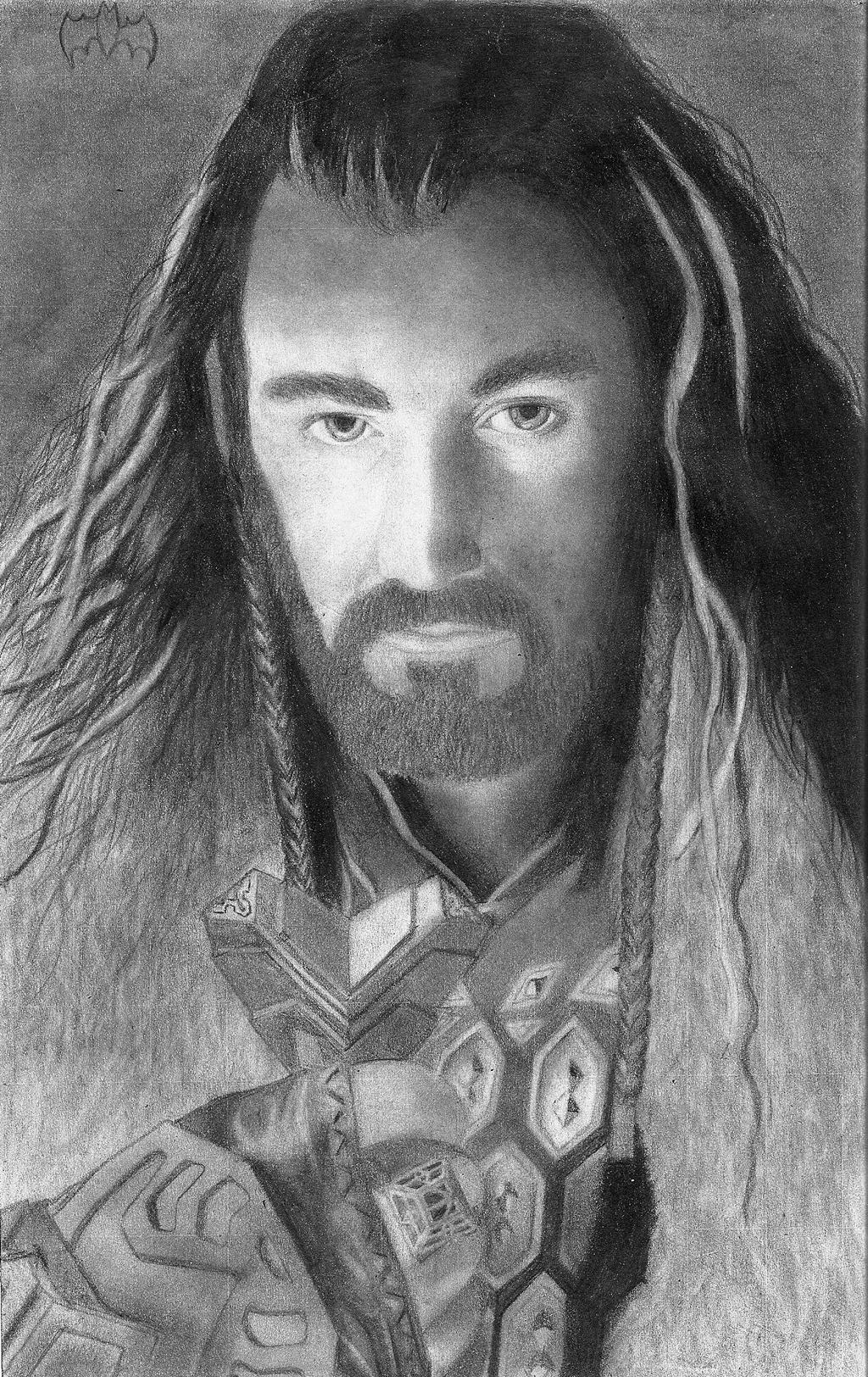 The Hobbit project: Thorin Oakenshield by IronMandy