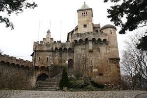 castle_stock by Aehireiel-stock