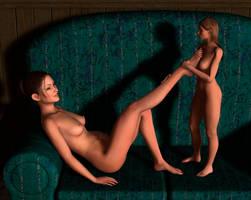 Becky and Vicky 03 by Belbo-Casaubon