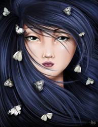 Blue Buterfly