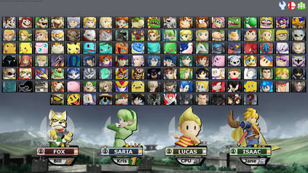 Super Smash Bros. for PC OUTDATED