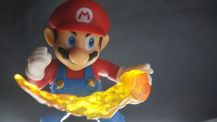 Mario Amiibo Wallpaper 4