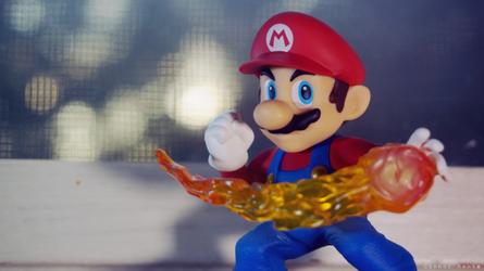 Amiibo Wallpaper - Mario
