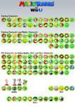 Mario Tennis Wii U Dream Roster
