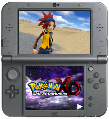 Pokemon Orre Saga 3DS Mock-Up 2