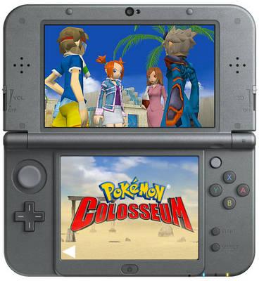 Pokemon Orre Saga 3DS Mock-Up 3