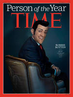 TIME Person of the Year 2016 by ConnorRentz