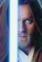 Obi-Wan (Ep. II) - The Force Awakens Style