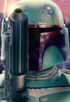 Boba Fett - The Force Awakens Style