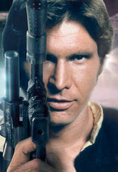 Han Solo (Ep. IV) - The Force Awakens Style by ConnorRentz