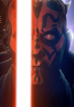 Darth Maul - The Force Awakens Style
