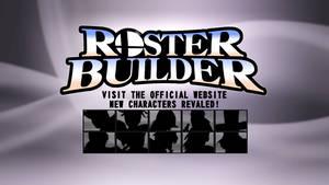 Super Smash Bros. ROSTER BUILDER 5 Announcement! by ConnorRentz