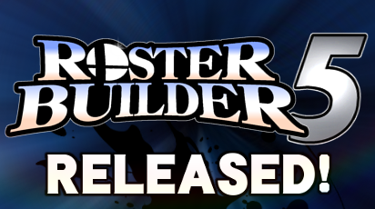 ROSTER BUILDER 5 RELEASED by ConnorRentz