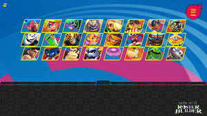 ROSTER BUILDER - ARMS Sample by ConnorRentz