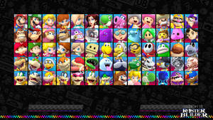 ROSTER BUILDER - Mario Kart Sample by ConnorRentz