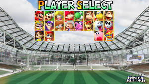ROSTER BUILDER - Mario Tennis Sample by ConnorRentz