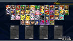 ROSTER BUILDER - Melee Sample