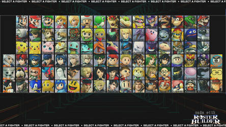 ROSTER BUILDER - Mix and Match Sample 2
